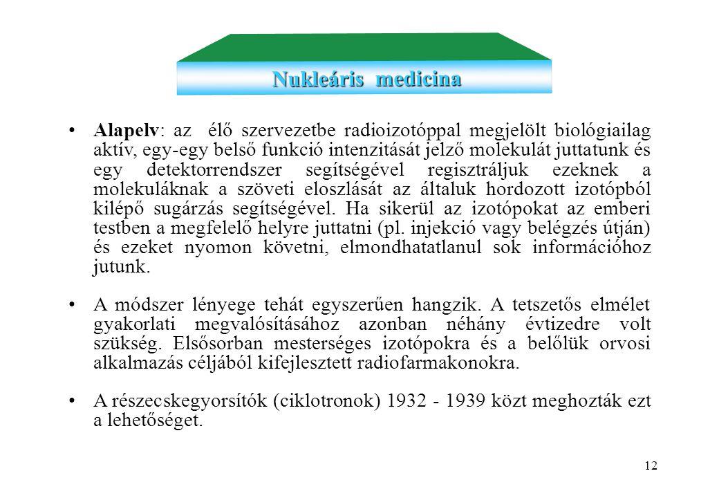 Nukleáris medicina