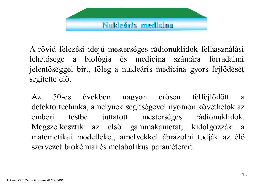 SZU-Radoch_semin-06/03/2008 Nukleáris medicina.