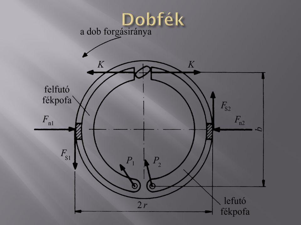 Dobfék