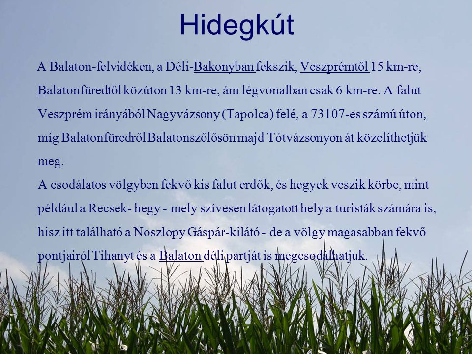 Hidegkút