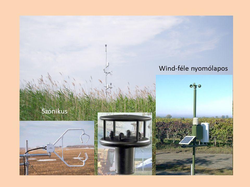 Wind-féle nyomólapos Szónikus