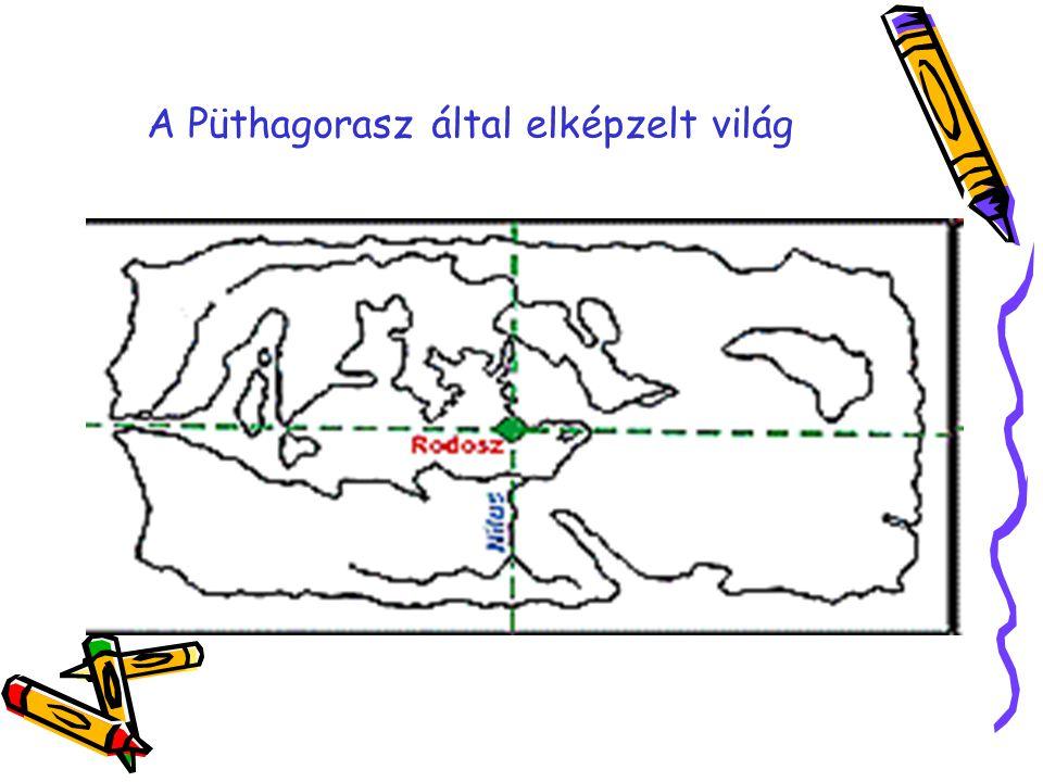 A Püthagorasz által elképzelt világ