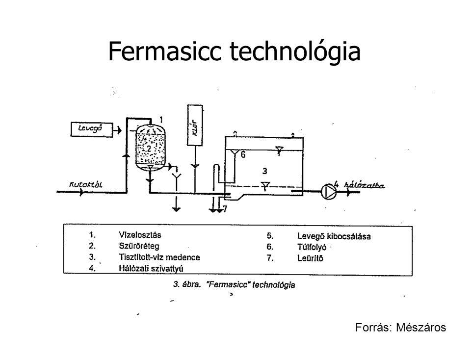 Fermasicc technológia