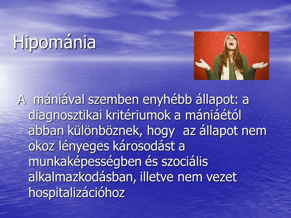 Hipománia
