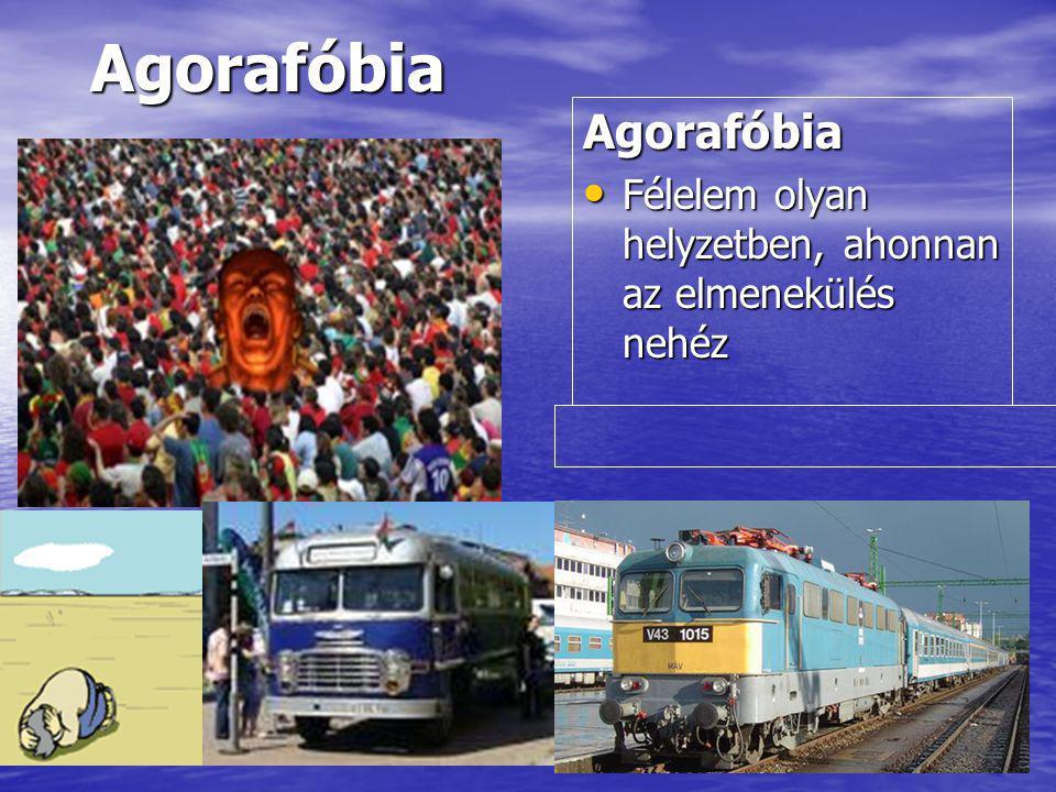Agorafóbia Agorafóbia