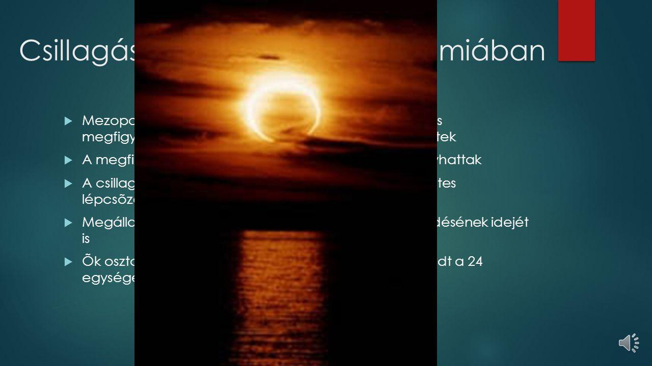 Csillagászat az ókor Mezopotámiában