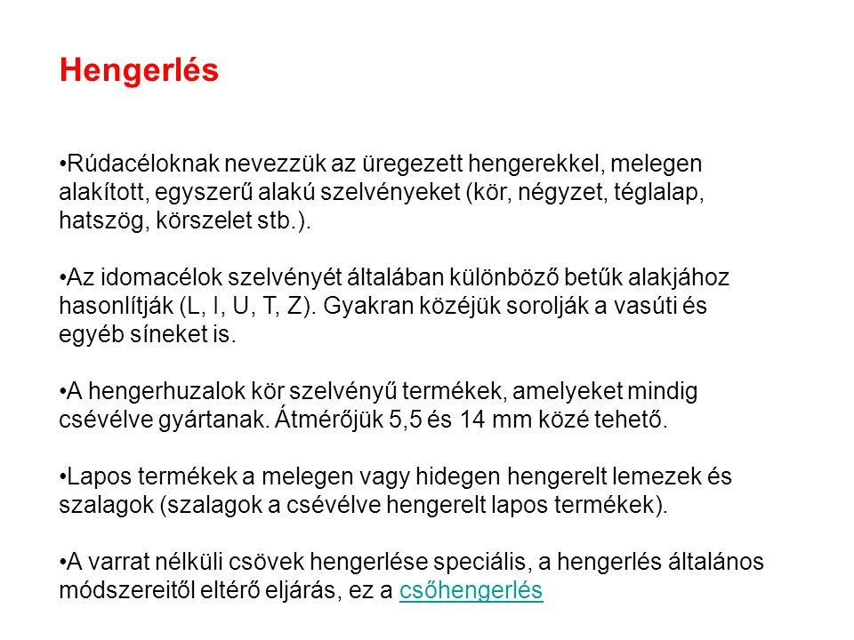 Hengerlés