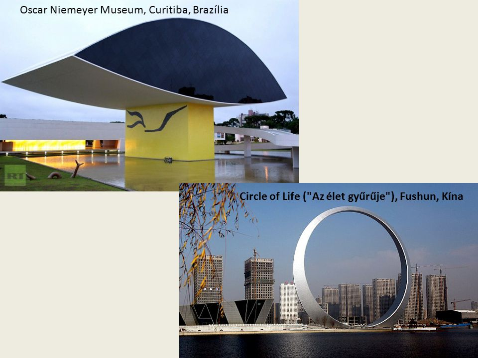 Oscar Niemeyer Museum, Curitiba, Brazília