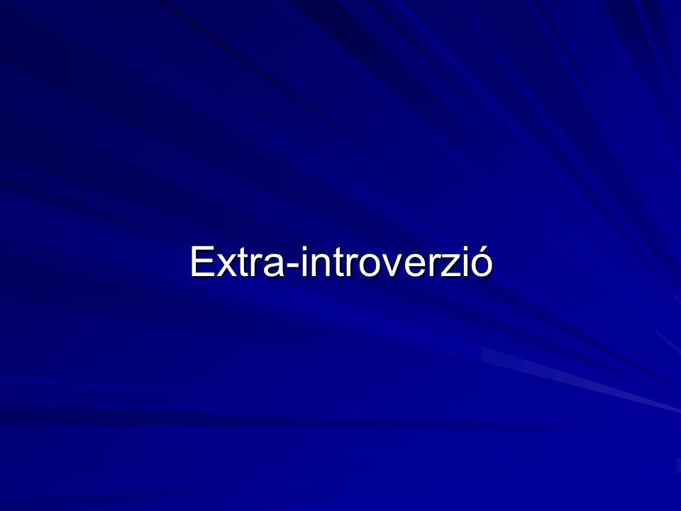 Extra-introverzió