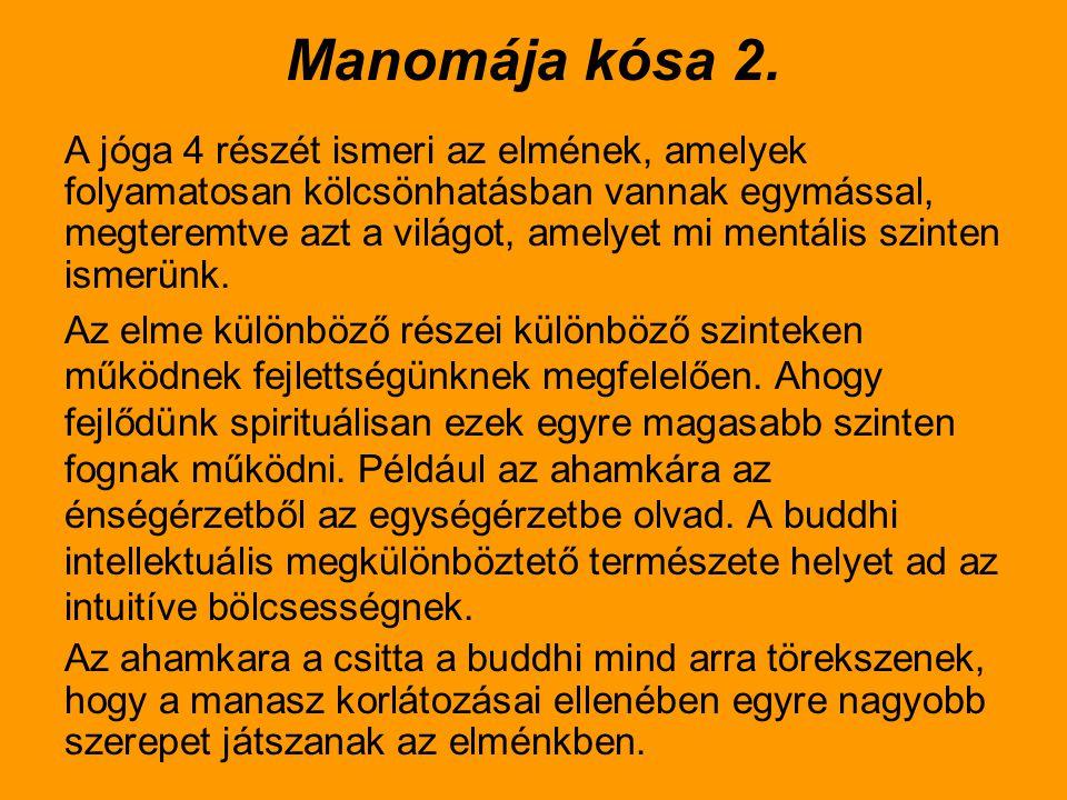 Manomája kósa 2.
