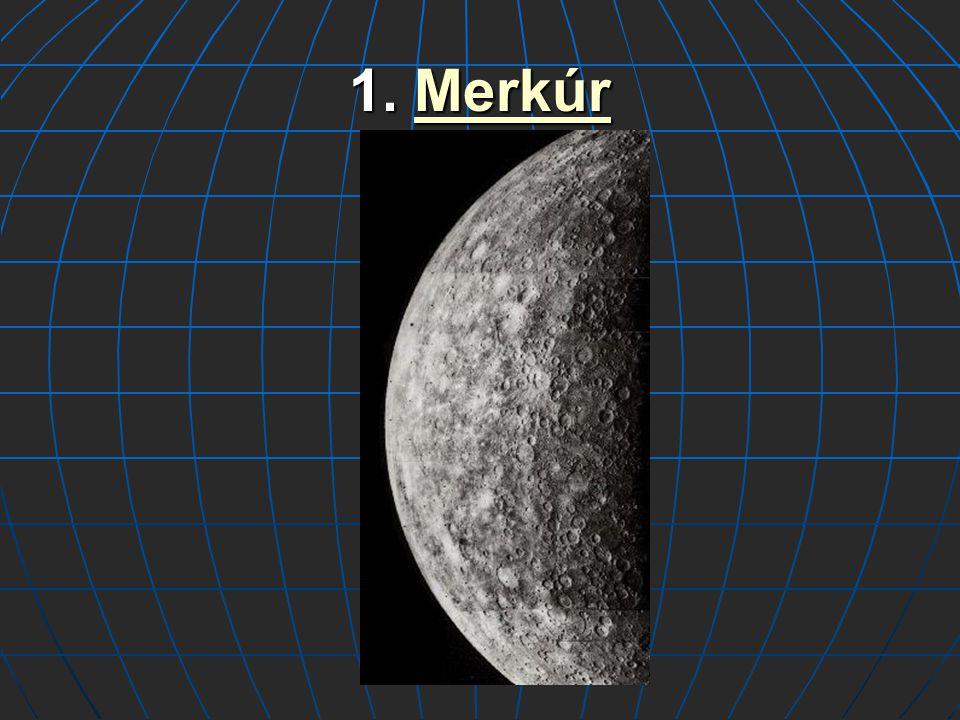 1. Merkúr
