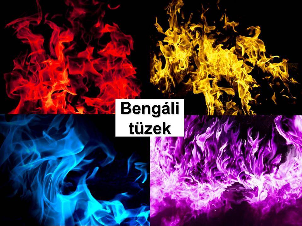 Bengáli tüzek