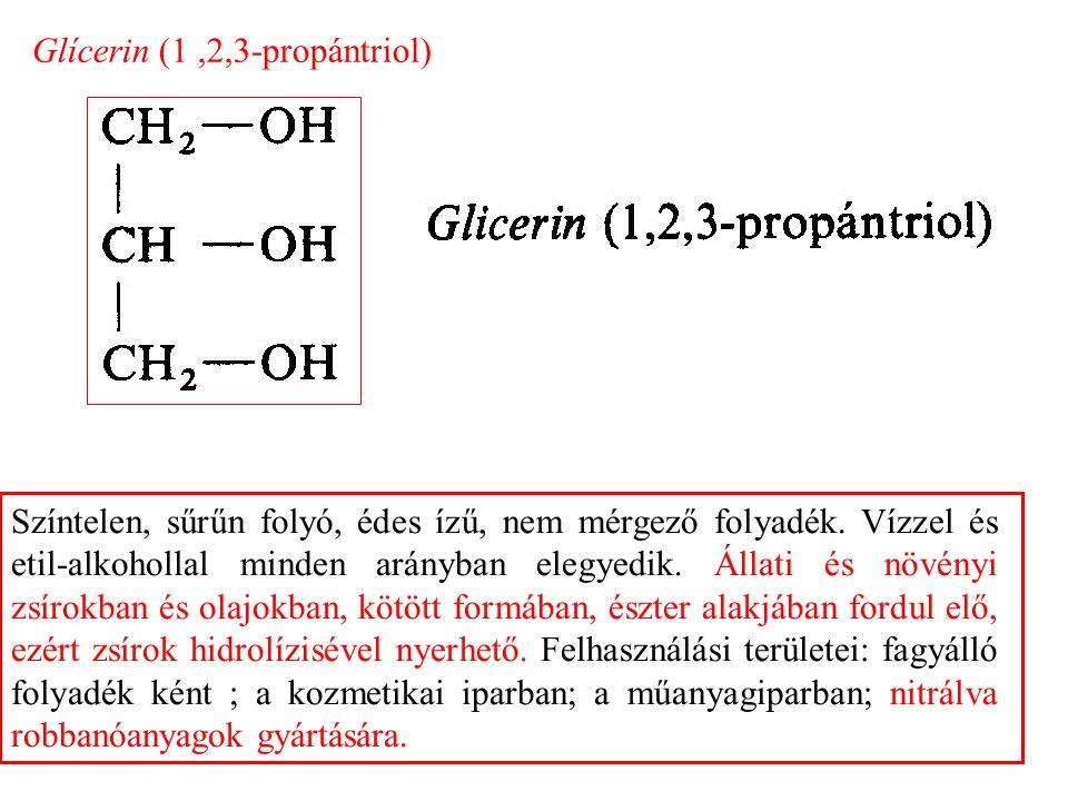 Glícerin (1 ,2,3-propántriol)