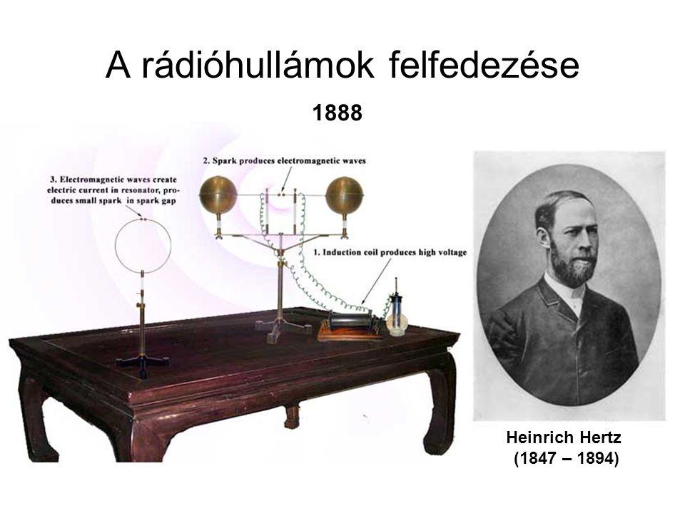 A rádióhullámok felfedezése