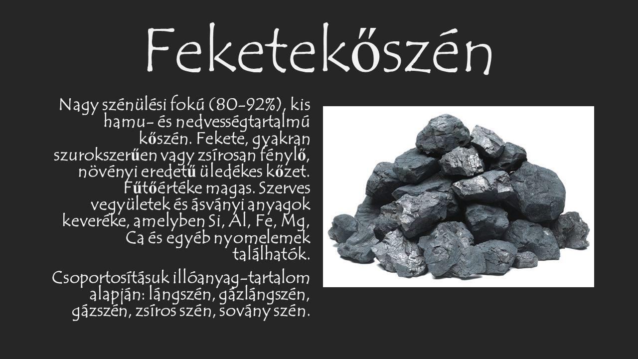 Feketekőszén
