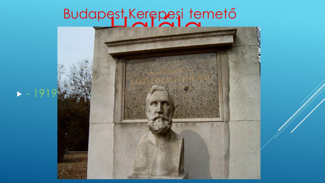 Budapest,Kerepesi temető