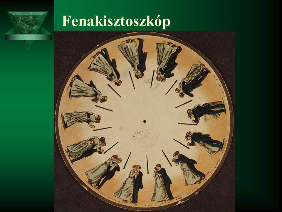 Fenakisztoszkóp
