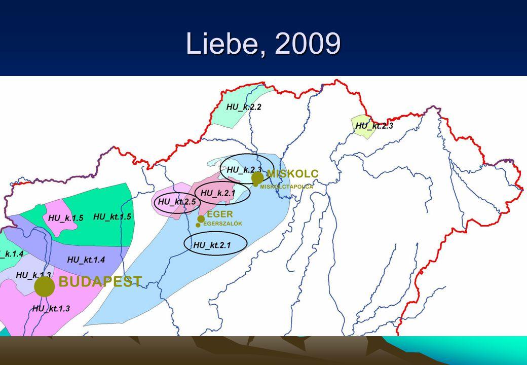 Liebe, 2009