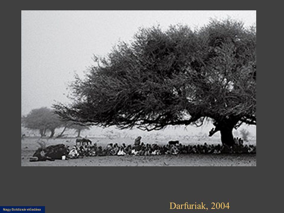 Darfuriak, 2004