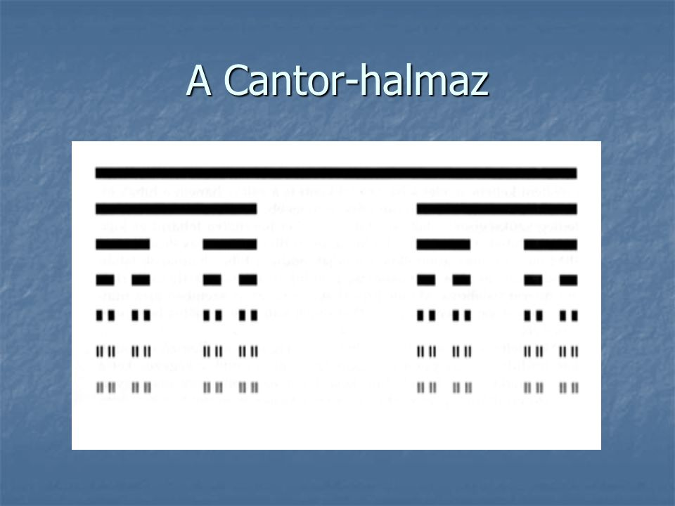A Cantor-halmaz