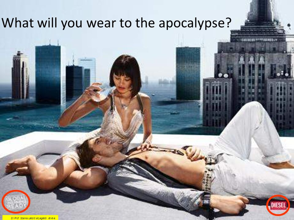 What will you wear to the apocalypse