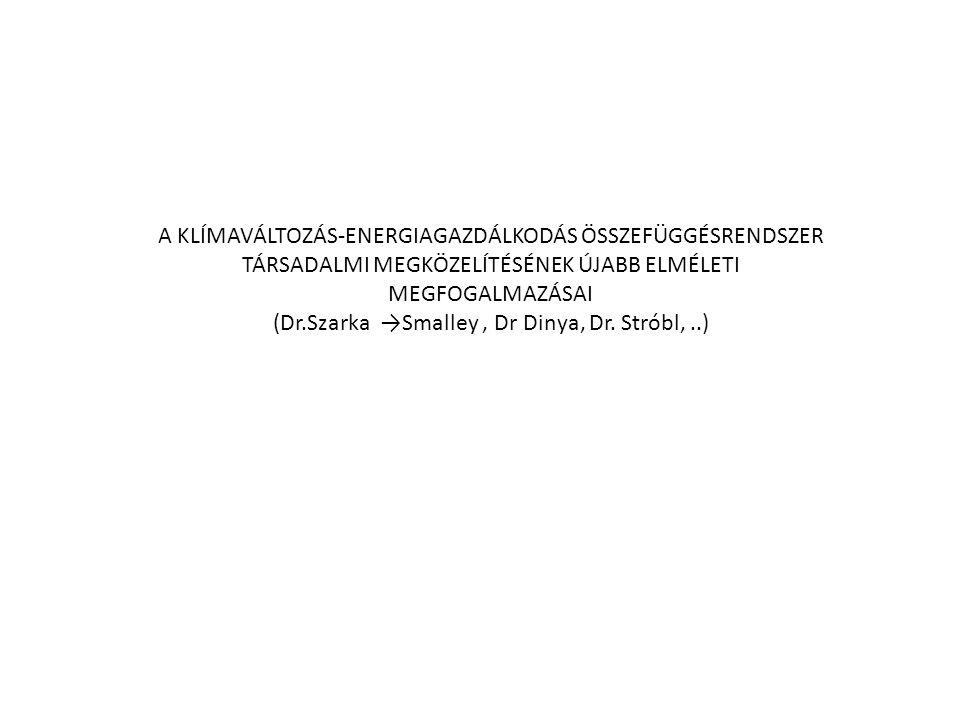 (Dr.Szarka →Smalley , Dr Dinya, Dr. Stróbl, ..)