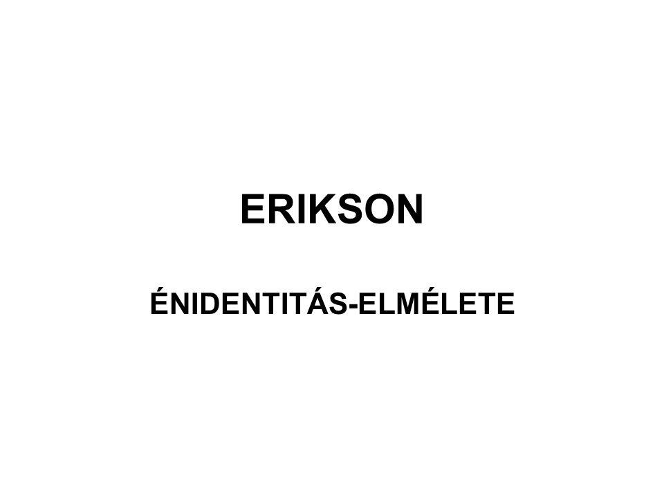 ÉNIDENTITÁS-ELMÉLETE