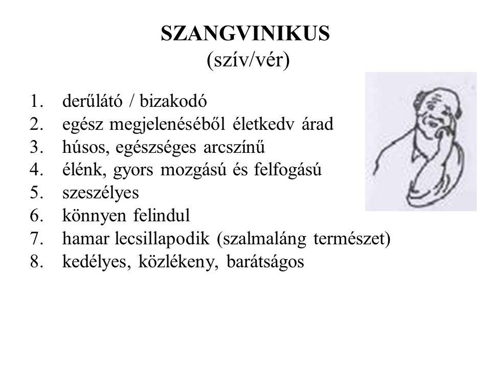 SZANGVINIKUS (szív/vér)