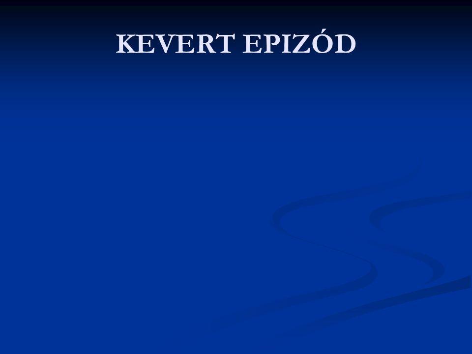 KEVERT EPIZÓD