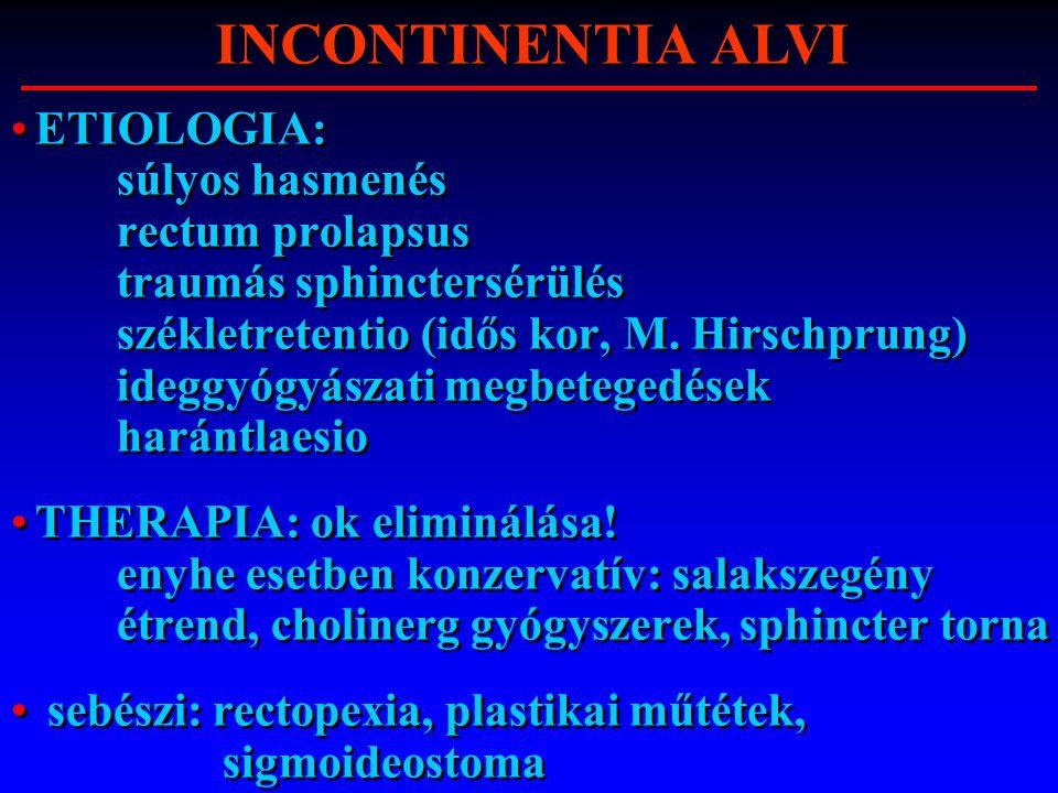 INCONTINENTIA ALVI