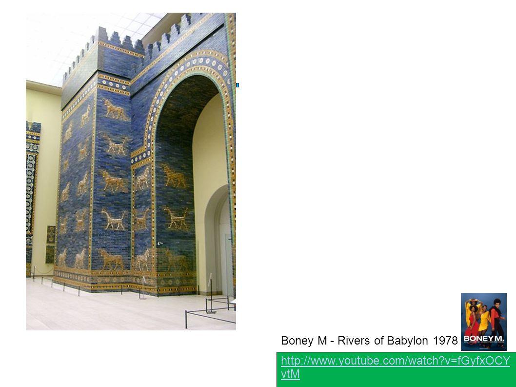 Boney M - Rivers of Babylon 1978