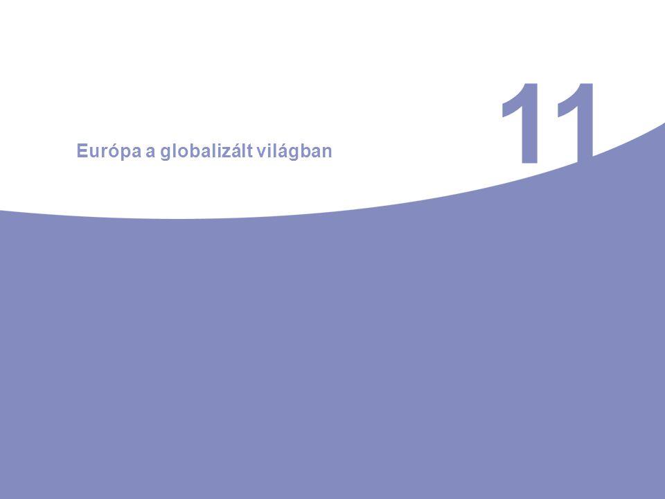 11 Európa a globalizált világban