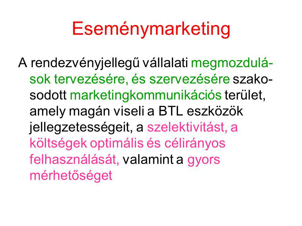 Eseménymarketing