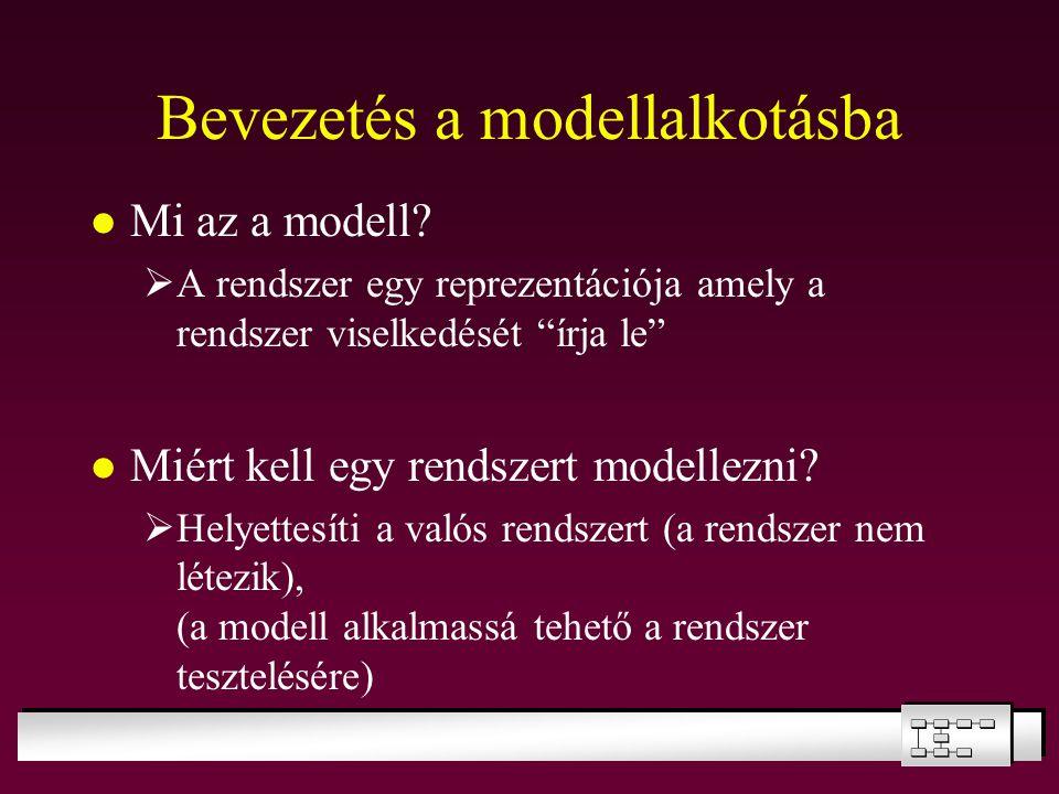 Bevezetés a modellalkotásba