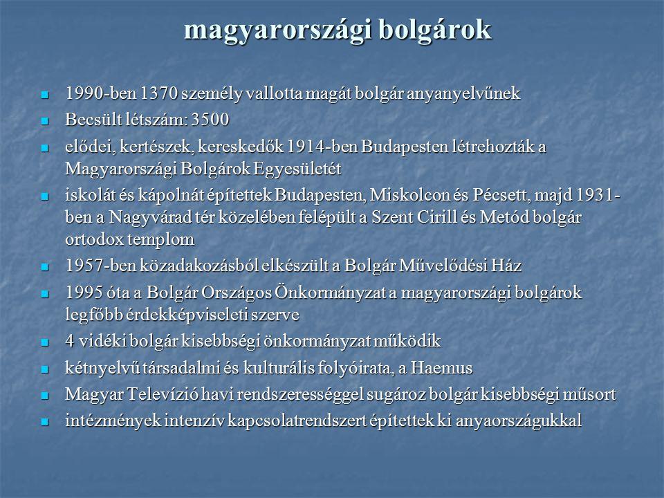 magyarországi bolgárok