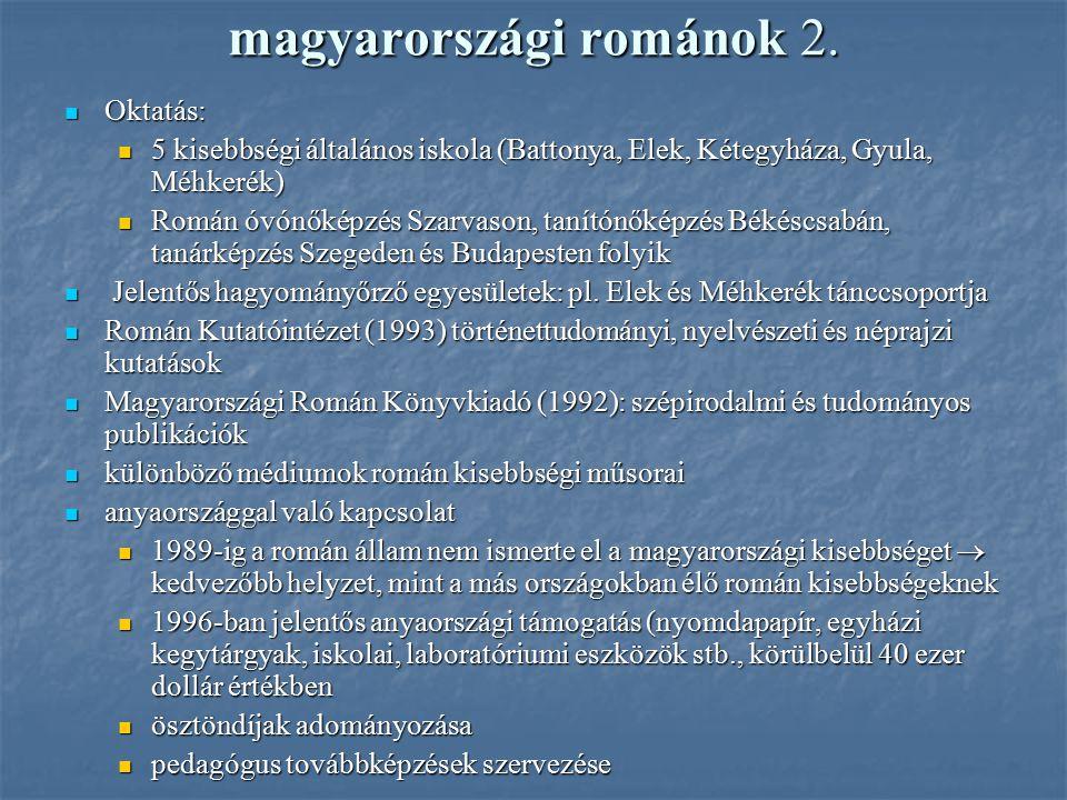 magyarországi románok 2.
