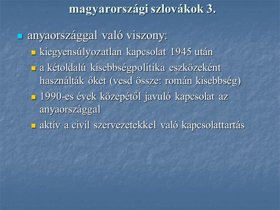 magyarországi szlovákok 3.