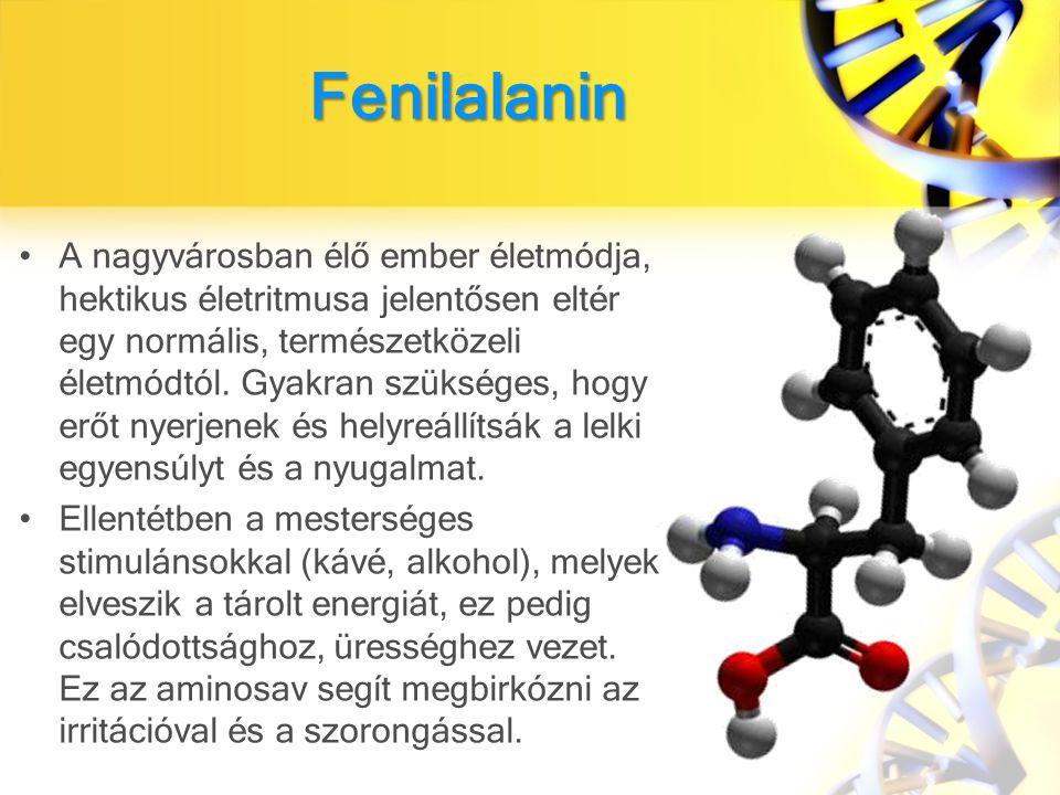 Fenilalanin