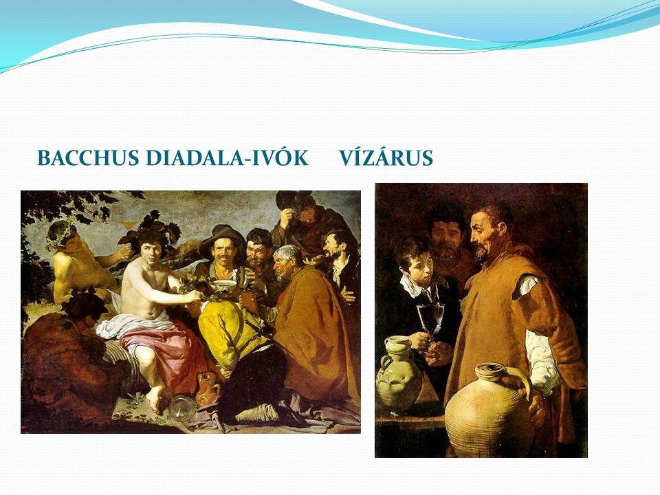 BACCHUS DIADALA-IVÓK VÍZÁRUS