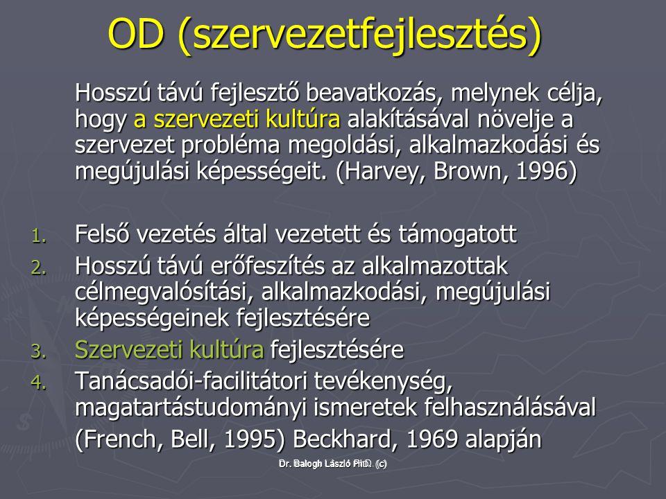 OD (szervezetfejlesztés)