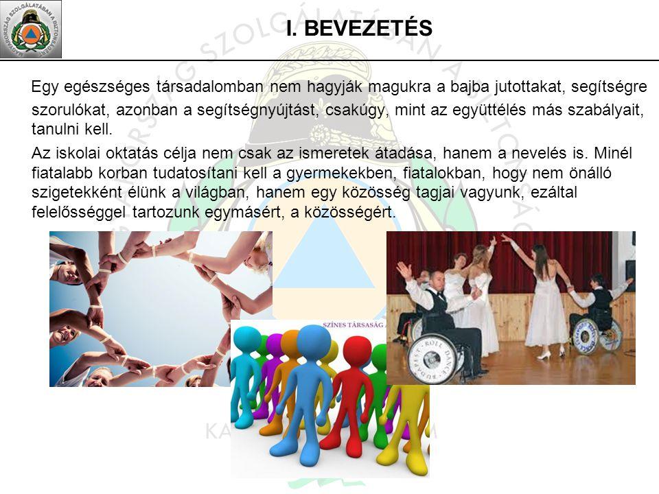 I. BEVEZETÉS