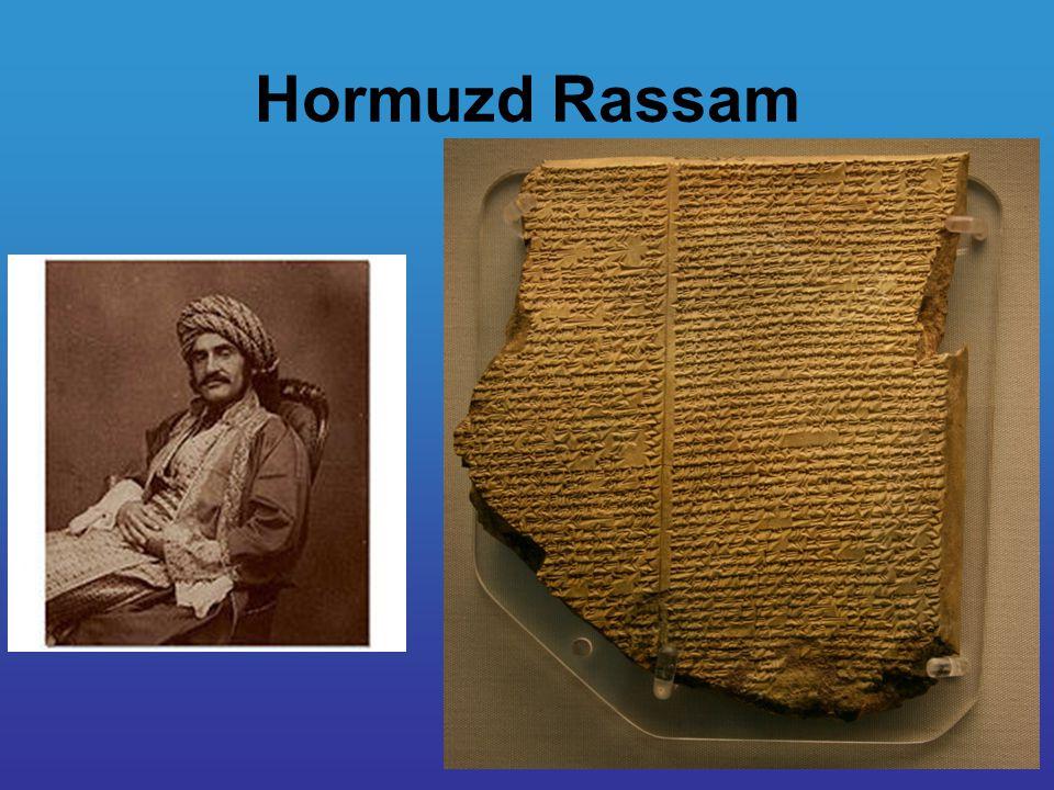 Hormuzd Rassam