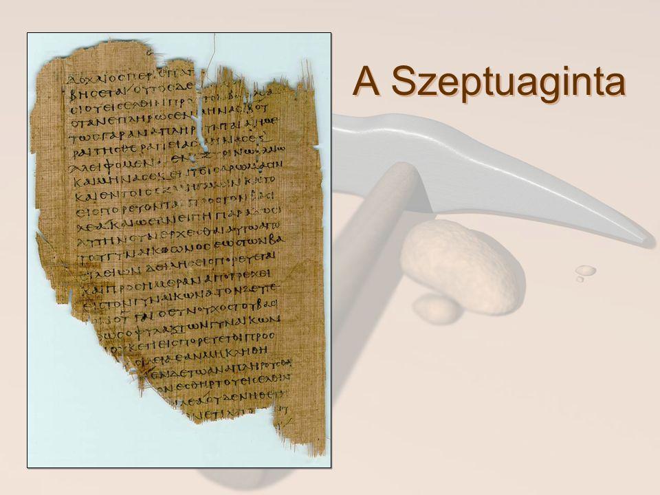A Szeptuaginta