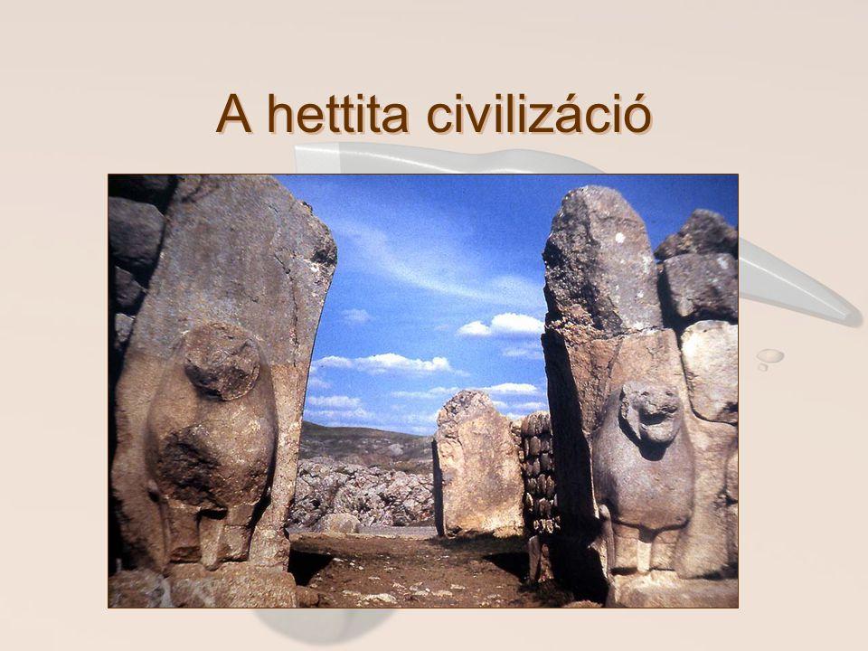 A hettita civilizáció