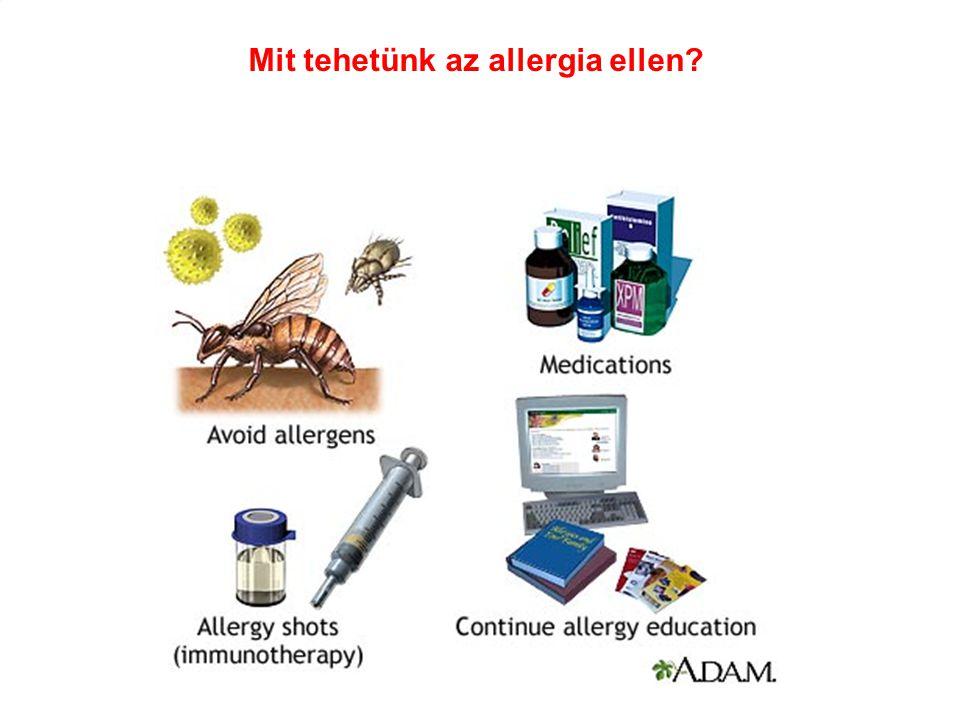 Mit tehetünk az allergia ellen