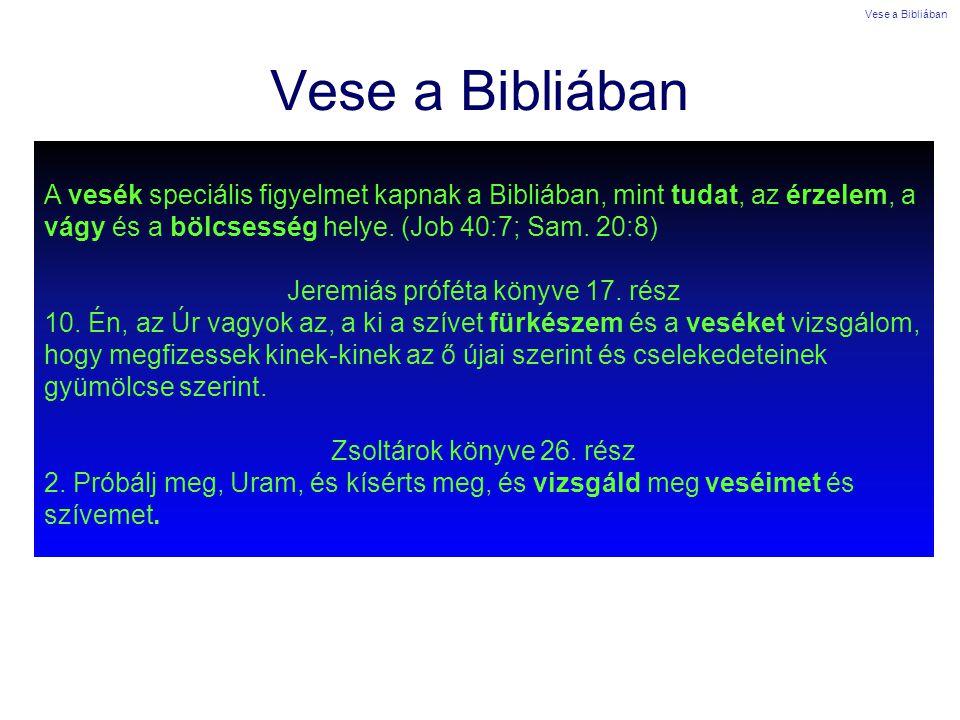 Jeremiás próféta könyve 17. rész