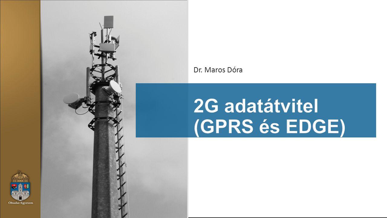 2G adatátvitel (GPRS és EDGE)