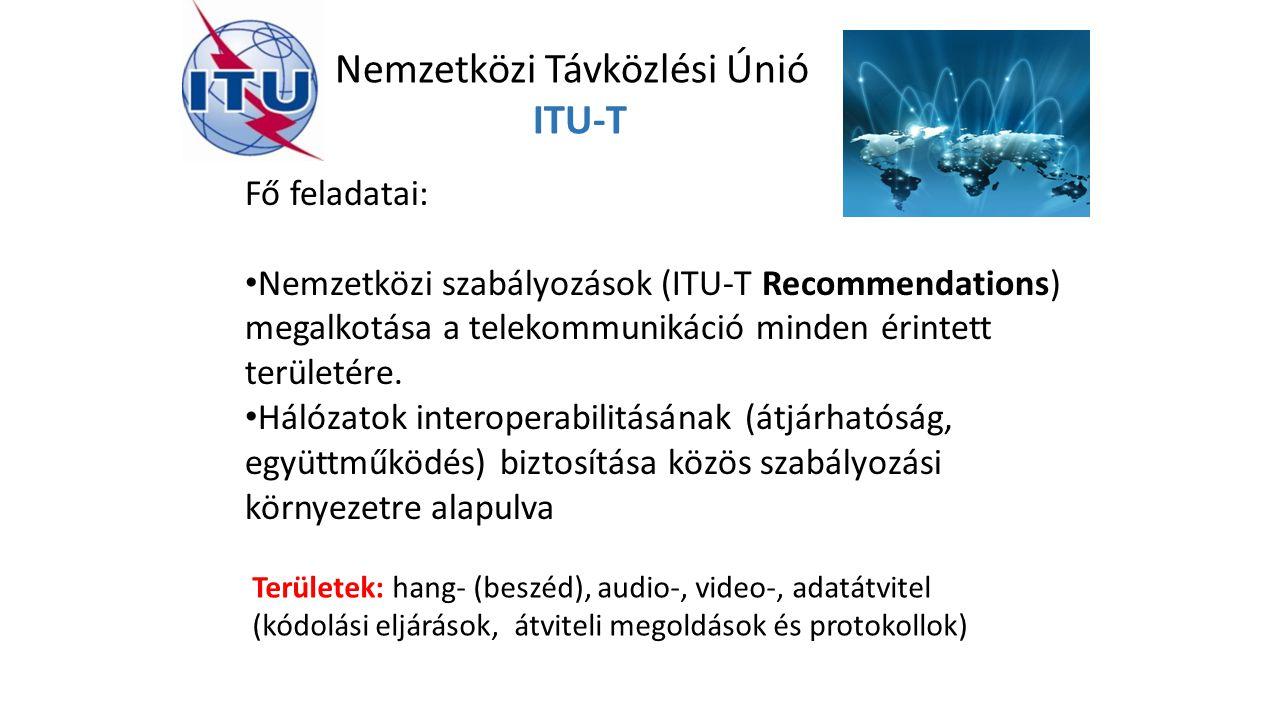 Nemzetközi Távközlési Únió ITU-T