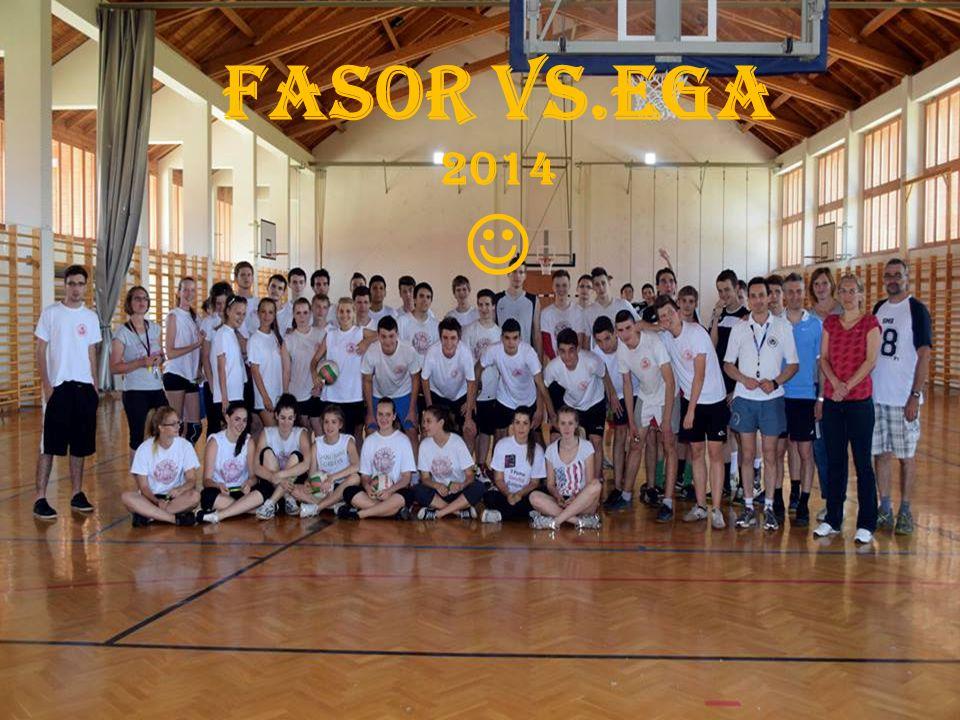 FASOR VS.EGA 2014  Az Újrakezdés 1994