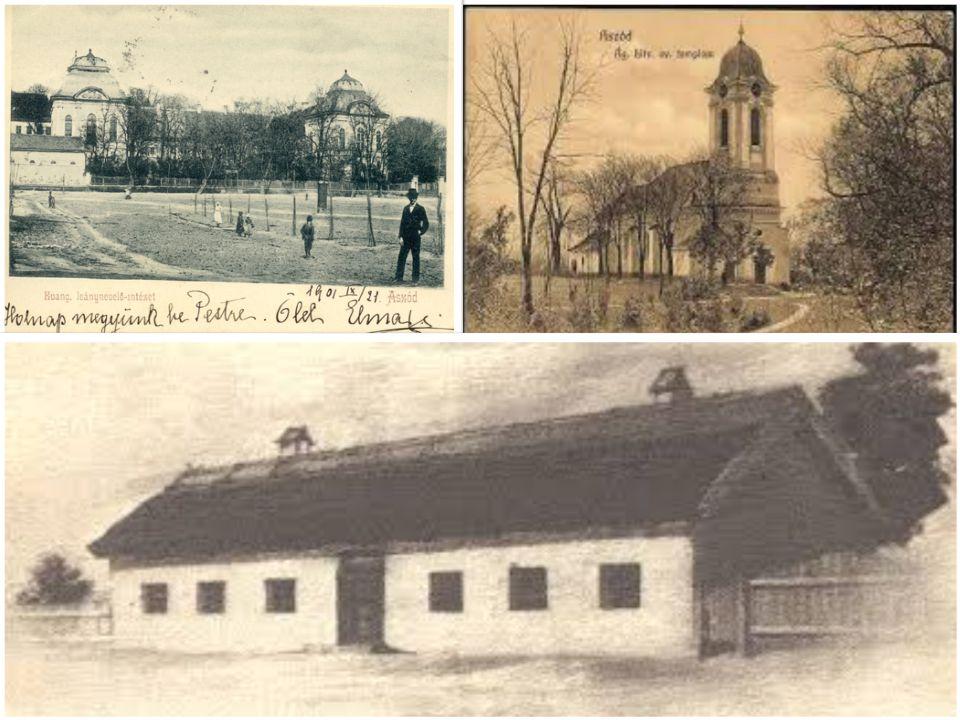 A Podmaniczky család Barokk kastély Evangélikus templom Iskola építése